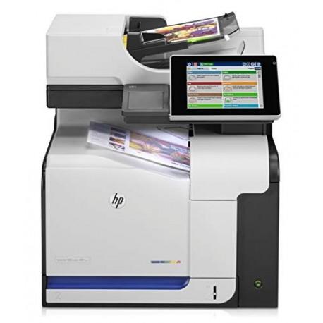 HP LaserJet Enterprise 500 color MFP M575, color multifunction printer