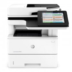 HP LaserJet Enterprise MFP M527f, monochrome multifunction printer
