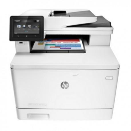 HP Color LaserJet Pro MFP M477fdw, color multifunction printer