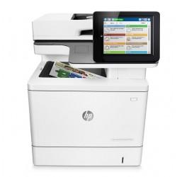 HP Color LaserJet Enterprise MFP M577dn, color multifunction printer