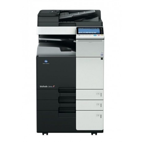 Konica Minolta Bizhub C364e, color multifunctional printer ()