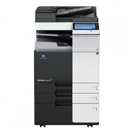 Konica Minolta Bizhub C224e, color multifunctional printer ()