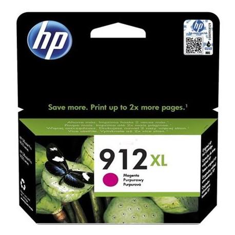 HP 912XL higher capacity magenta ink cartridge