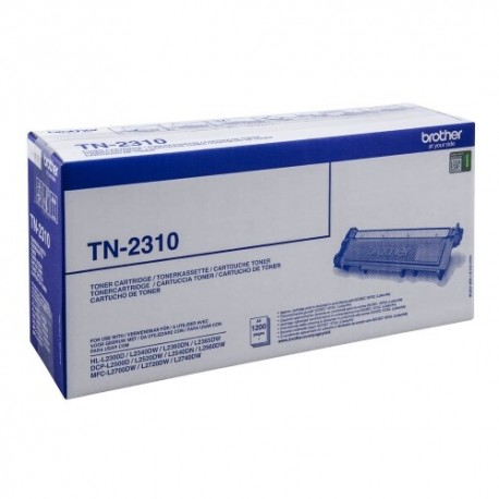 Brother TN-2310 black toner cartridge (TN-2310)