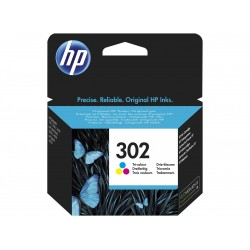 HP 302 multicolored ink cartridge (F6U65AE/Nr.302)