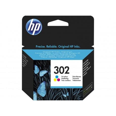 HP 302 multicolored ink cartridge (F6U65AE/Nr.302)