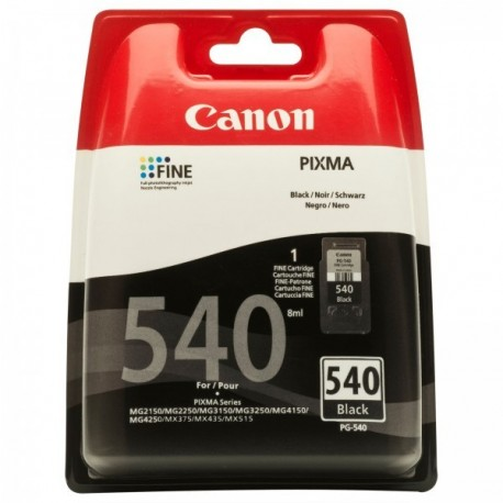 Canon PG-540 juoda rašalo kasetė