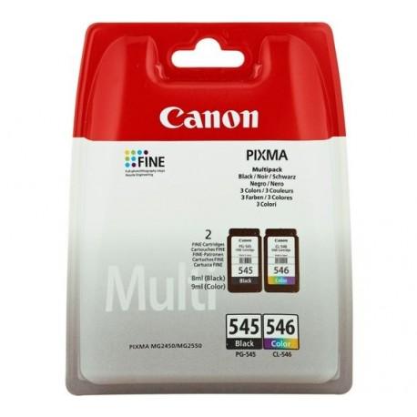 Canon PG-545/CL-546 ink cartridge set (PG-545/CL-546)