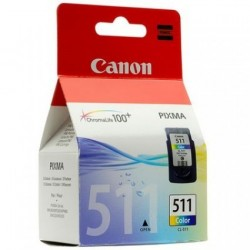 Canon CL-511 multicolored ink cartridge (CL-511)