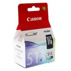 Canon CL-513 higher capacity multicolored ink cartridge (CL-513)