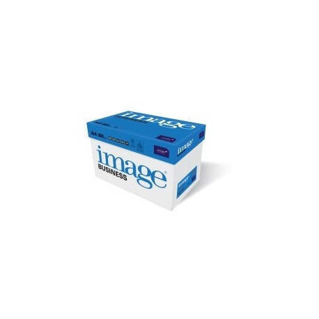 Image Business paper, A4, 80 g / m², 500 sheets per pack, 5