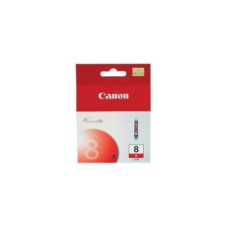 Canon CLI-8R red ink cartridge (CLI-8R)