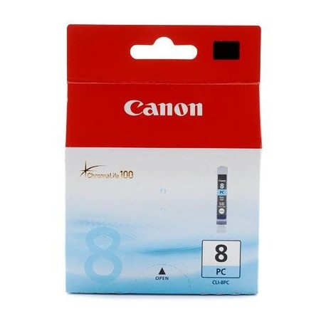Canon CLI-8PC light cyan ink cartridge (CLI-8PC)