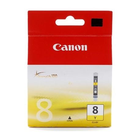 Canon CLI-8Y yellow ink cartridge (CLI-8Y)