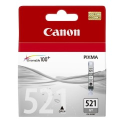 Canon CLI-521GY pilka rašalo kasetė