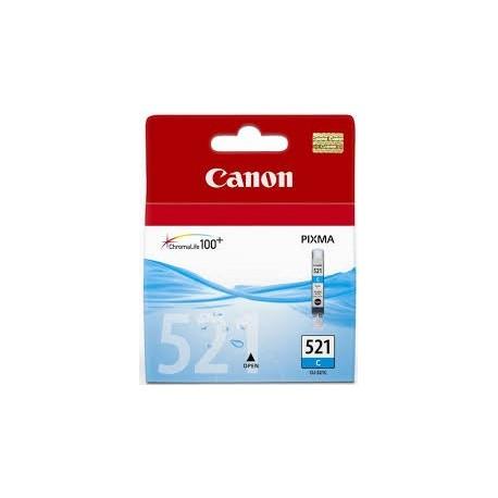 Canon CLI-521C cyan ink cartridge (CLI-521C)