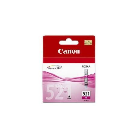 Canon CLI-521M magenta ink cartridge (CLI-521M)