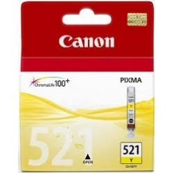 Canon CLI-521Y geltona rašalo kasetė