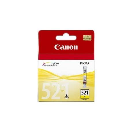 Canon CLI-521Y yellow ink cartridge (CLI-521Y)