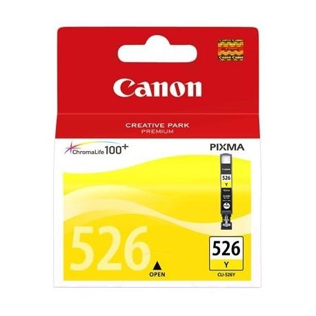 Canon CLI-526Y yellow ink cartridge (CLI-526Y)