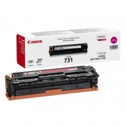 Canon 731 purpurinė tonerio kasetė (Cartridge 731M)