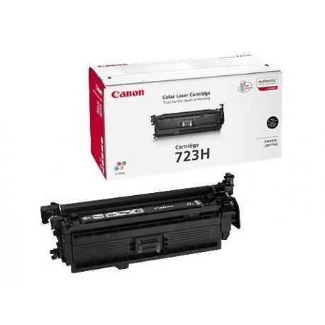 Canon 723H juoda didelės talpos tonerio kasetė (Cartridge 723HBk)