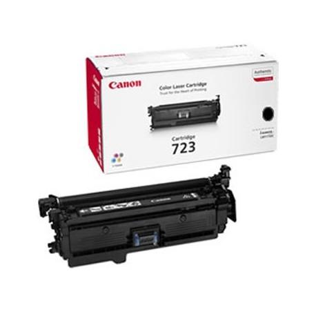Canon 723 juoda tonerio kasetė (Cartridge 723Bk)
