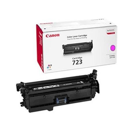 Canon 723 purpurinė tonerio kasetė (Cartridge 723M)