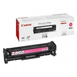 Canon 718 purpurinė tonerio kasetė (Cartridge 718M)