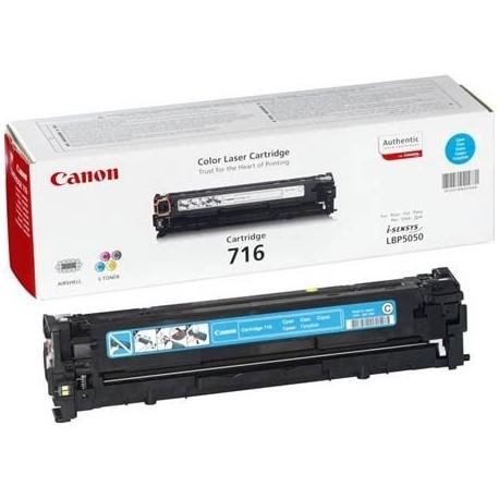 Canon Cartridge 716 cyan toner cartridge (Cartridge 716C
