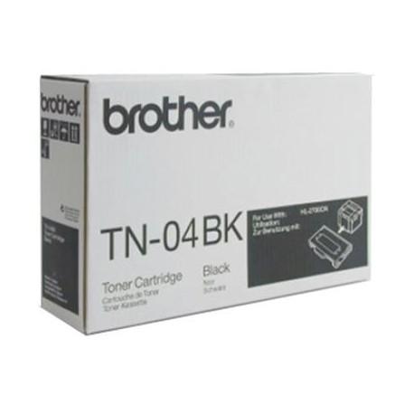 Brother TN-04BK black toner cartridge (TN-04BK)