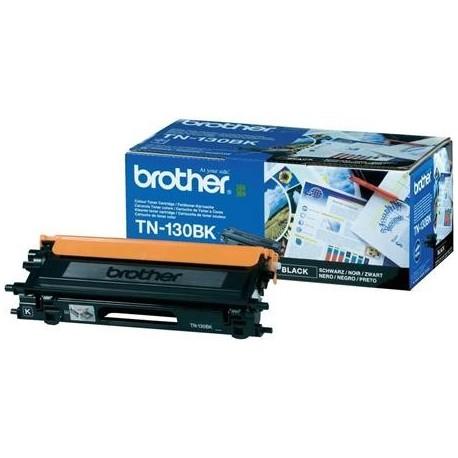 Brother TN-130Bk juoda tonerio kasetė (TN130Bk)