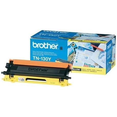Brother TN-130Y geltona tonerio kasetė (TN130Y)