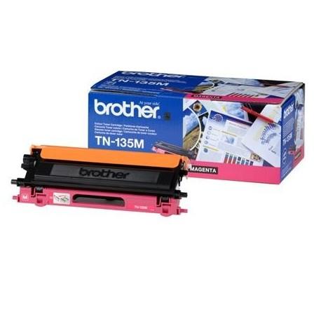 Brother TN-135M didesnės talpos purpurinė tonerio kasetė (TN135M)