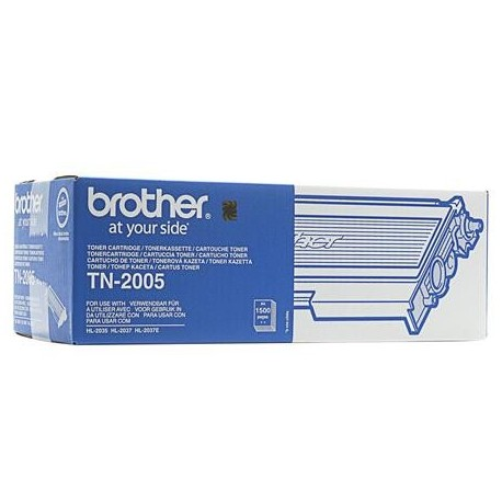 Brother TN-2005 black toner cartridge (TN-2005)