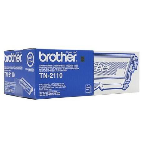 Brother TN-2110 black toner cartridge (TN-2110)