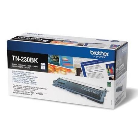 Brother TN-230Bk black toner cartridge (TN-230Bk)
