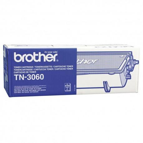 Brother TN-3060 didesnės talpos juoda tonerio kasetė (TN3060)