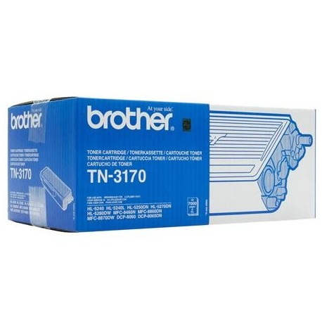 Brother TN-3170 juoda tonerio kasetė (TN3170)