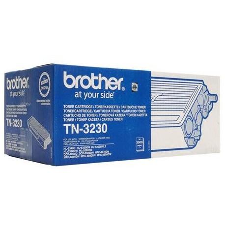 Brother TN-3230 black toner cartridge (TN-3230)