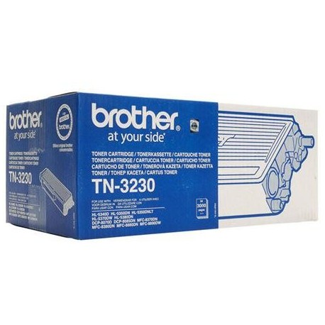 Brother TN-3230 juoda tonerio kasetė (TN3230)