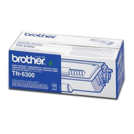 Brother TN-6300 juoda tonerio kasetė (TN6300)