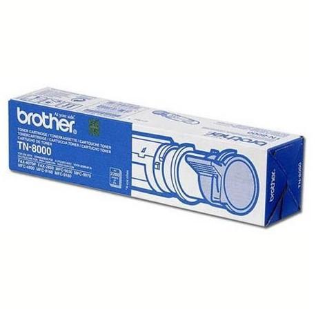 Brother TN-8000 black toner cartridge (TN-8000)