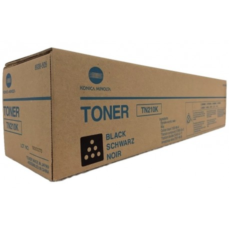 Konica Minolta TN-210K juoda tonerio kasetė (TN210K)
