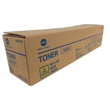Konica Minolta TN-213Y copier powder (A0D7252, TN213Y)