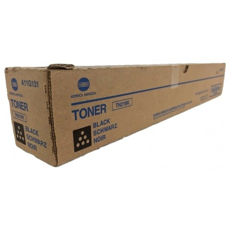 Konica Minolta TN-216K copier powder (A11G151, TN216K)