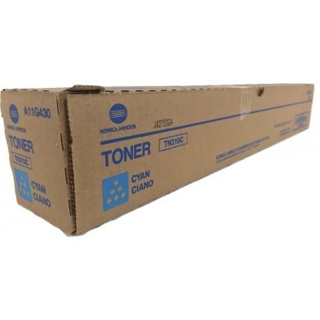 Konica Minolta TN-319C copier powder (A11G450, TN319C)