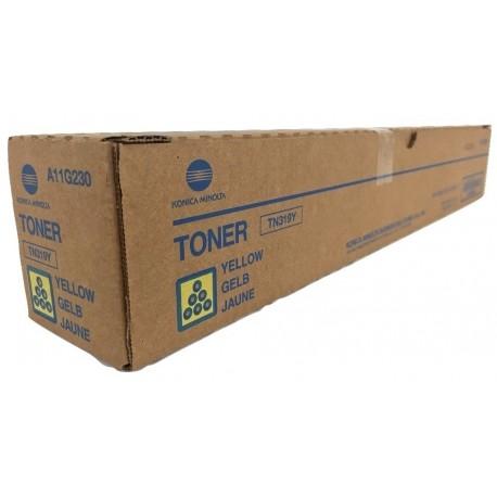 Konica Minolta TN-319Y copier powder (A11G250, TN319Y)