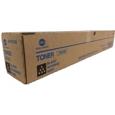 Konica Minolta TN-319K juoda tonerio kasetė (TN319K)