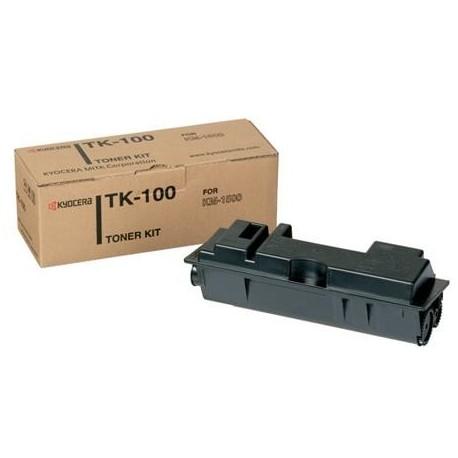 Kyocera TK-100 black toner cartridge (TK-100)